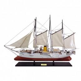 """Модель канонерской лодки """"Кореец"""", 96см"""
