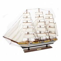 """Модель парусного корабля """"Америго Веспуччи"""", 88 см"""