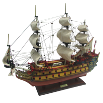 "Модель парусника ""Unicorn Wood"", Англия"