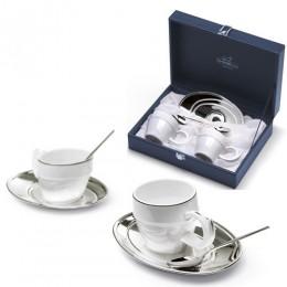 """Чайный набор Chinelli """"Ричоло"""" (на 2 персоны)"""