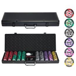 """Профессиональный набор для покера """"Star Club Poker 500"""""""