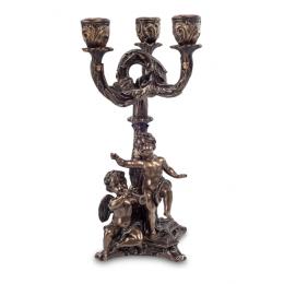 "Канделябр Veronese ""Херувимы"" (bronze) WS-172"