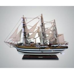 """Модель корабля """"Amerigo Vespucci"""" (Америго Веспуччи)"""