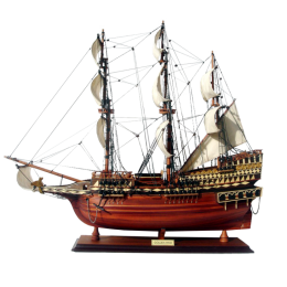 "Модель парусника ""Golden Hind"", Англия"