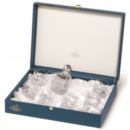 "Элитный набор для виски Chinelli на 6 персон ""Собрание Лордов"""