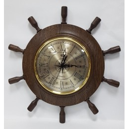 "Настенные часы из Дуба ""Моряк"""