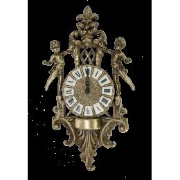 Часы настенные  (античное золото)