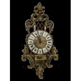 Часы настенные  (бронза)