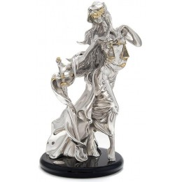 """Подарочная статуэтка """"Фемида-Богиня правосудия"""""""