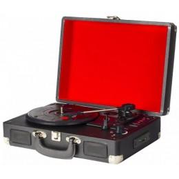 """Проигрыватель-чемодан в стиле ретро """"Melody Box"""""""