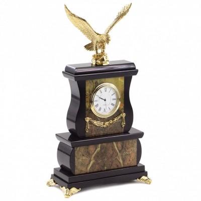 """Часы """"Орел"""" из бронзы"""