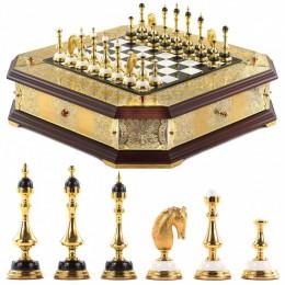"""Шахматы """"Премиум"""" ручной работы"""
