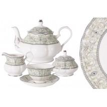 """Чайный сервиз из 15 предметов на 6 персон """"Жозефина"""""""