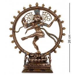 """Статуэтка Veronese """"Шива"""" (bronze/gold) WS-660"""