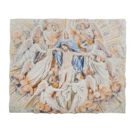"""Панно Veronese """"Иисус и Ангелы"""" (color) WS-501"""