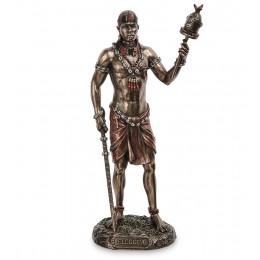 """Подарочная Статуэтка """"Эллугуа - бог путешественников и удачи"""" WS-1103"""
