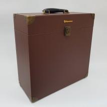Кейс для виниловых пластинок Roadstar Brown