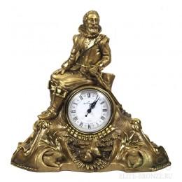 """Каминные часы под старину """"Идальго"""""""