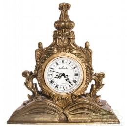 """Каминные часы под бронзу """"Классика 5"""""""
