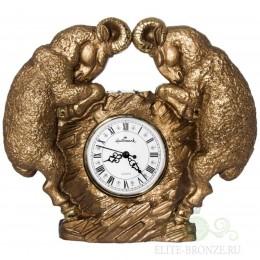 "Каминные часы ""На пути к успеху"""