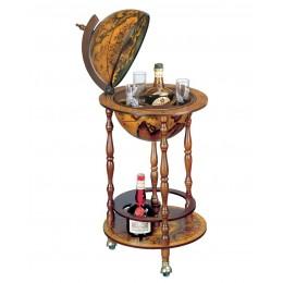 "Напольный глобус-бар ""Ottante"""