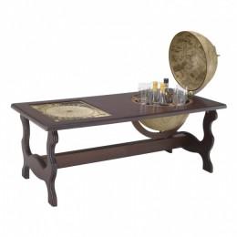 """Коктейльный стол с баром-глобусом """"Marte"""""""