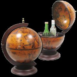 Настольный глобус-бар JF-33002R