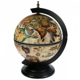 Настольный глобус-бар JF-33002WB