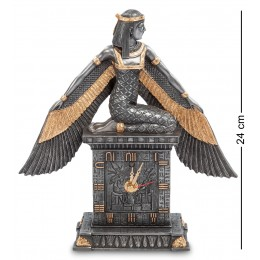 """WS-487 Часы """"Исида - богиня материнства и плодородия"""""""