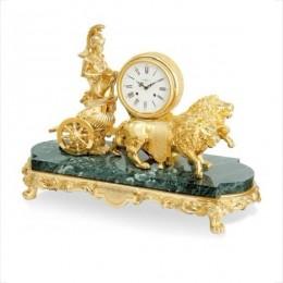 """Часы """"Колесница со львами"""" (VPORO821VORO)"""