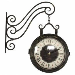 Настенные часы, L38 W11,5 H45 см