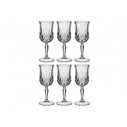 Набор бокалов для вина из 6 шт. Опера 160 мл.