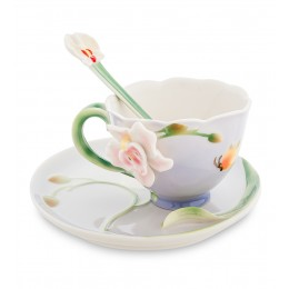 FM-37/ 3 Чайная пара ''Орхидея'' (Pavone)