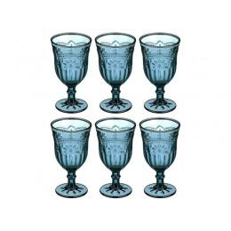 """Набор бокалов для вина из 6 шт.""""ИНДИГО"""" 280 мл. Высота=16 см."""