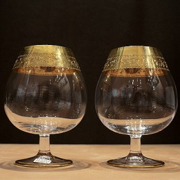 Набор бокалов для бренди (2 шт.)