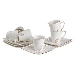 Кофейный набор на 6 персон 12 пр. 125 мл