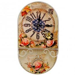 Настенные часы, 24,5х5,5х45 см. (RO692187)