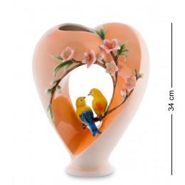 FM-16 Ваза ''Сердце'' (Pavone)