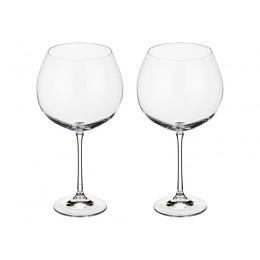 """Набор бокалов для вина из 2 шт. """"Grandioso"""" 710 мл.высота 25 см."""
