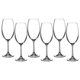 Набор бокалов для вина из 6 шт. Барбара 400 мл.