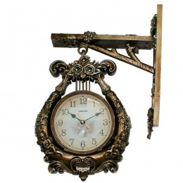 Настенные часы, L30 W15 H42 см (RO672764)