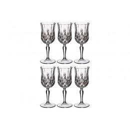 Набор бокалов для вина из 6 шт. Опера 230 мл.