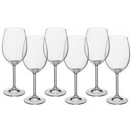 Набор бокалов для вина из 6 шт. Гастро 450 мл.
