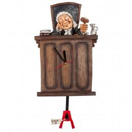 "RV-252 Часы ""Верх правосудия"" (W.Stratford)"