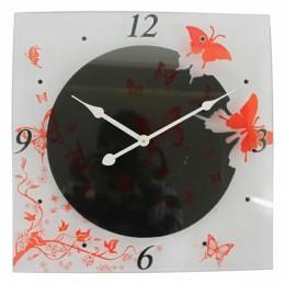 Настенные часы, L40 W4,5 H40 см