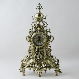 Часы из бронзы Перфорадо