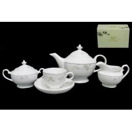 Чайный сервиз 17 предметов ПРЕСТИЖ в подарочной упаковке