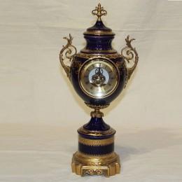 """Композиция """"Время"""" (фарфор, медь), L24 W15 H48 см (RO691631)"""