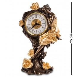 """WS-688/ 2 Часы """"Девушка и розы"""""""