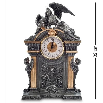 """WS-608 Часы в стиле барокко """"Ангел и его дитя"""""""